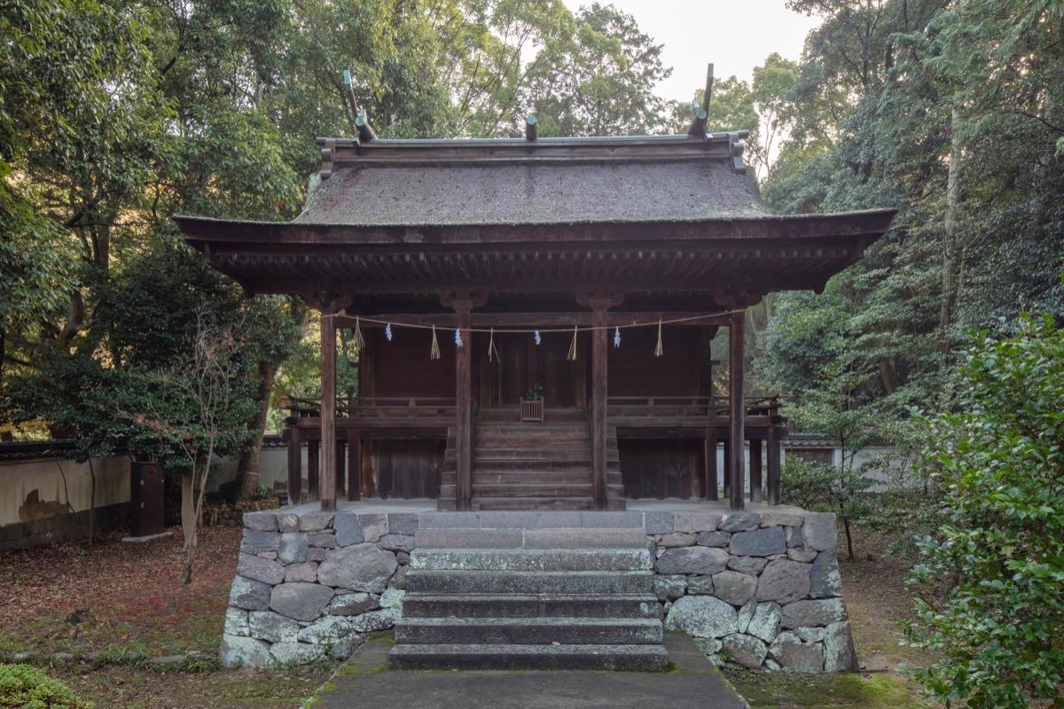 神谷神社本殿 | 建造物 | さぬき歴史文化探訪ナビ